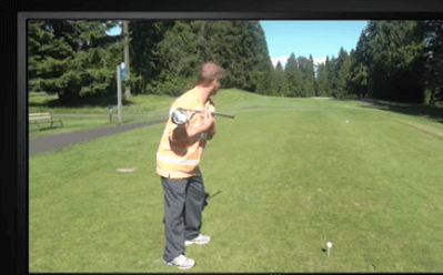 Shoulder Turn To hit draw